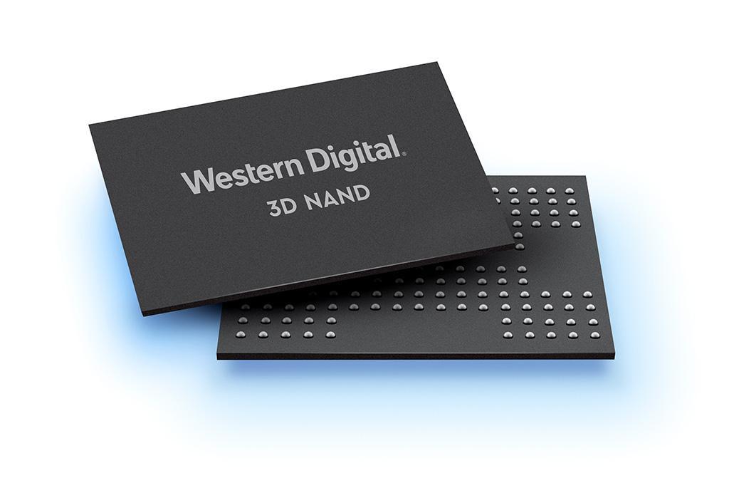 Kioxia и Western Digital готовятся к производству 112-слойных чипов 3D NAND