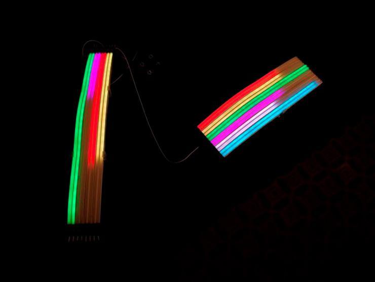 CES 2020: улучшенные кабели с RGB-подсветкой Lian Li Strimer Plus