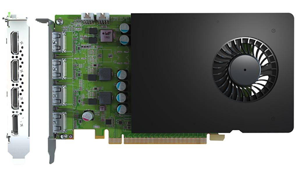 Matrox D-Series – адаптеры для видеостен на базе NVIDIA Quadro