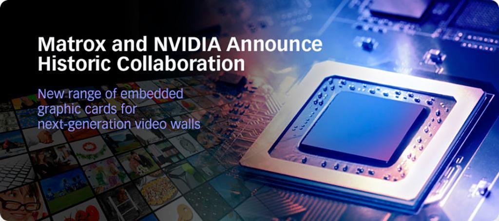 Прощай AMD, здравствуй NVIDIA: Matrox переключилась на сотрудничество с «зелёным» чипмейкером