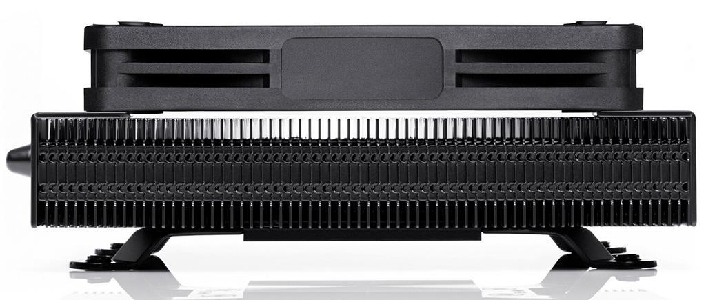 Низкопрофильный кулер Noctua NH-L9a-AM4 доступен в версии chromax.black