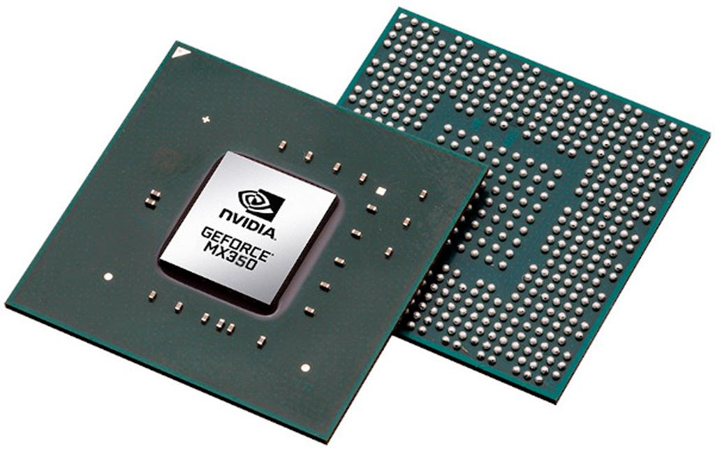 Есть ещё Pascal в пороховницах: NVIDIA готовит мобильные адаптеры GeForce MX330 и MX350