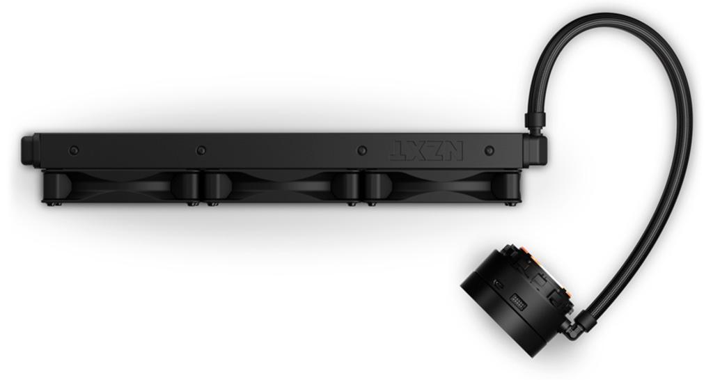 СВО NZXT Kraken Z-3 получили дисплей, а X-3 – эффект бесконечного зеркала