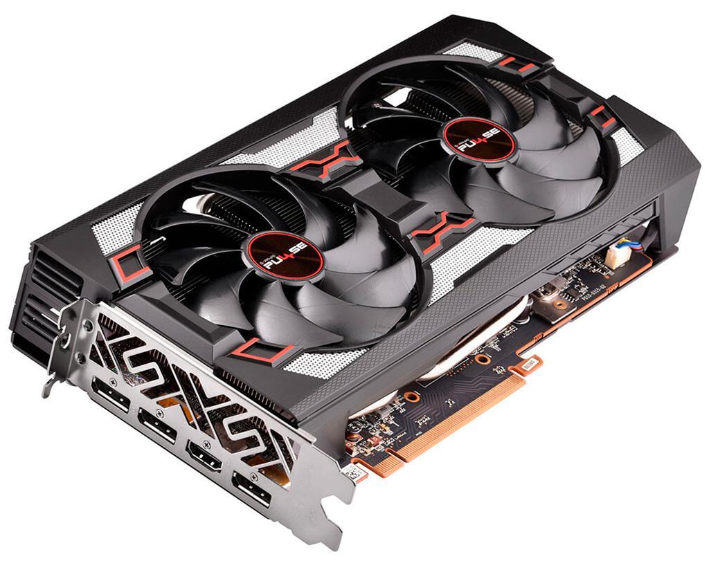 Sapphire представила адаптер Radeon RX 5600 XT Pulse