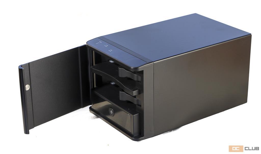 SilverStone TS231U-C: обзор. Качественная док-станция для HDD с возможностью организации RAID