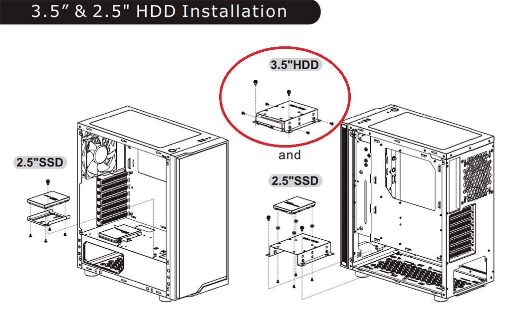 Thermaltake H200 TG RGB: обзор. Недорогой корпус с ARGB-подсветкой и толстым стеклом