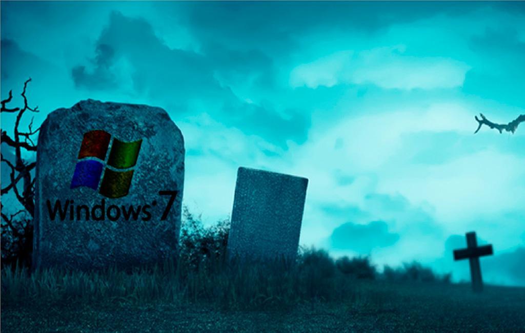 Конец эпохи: поддержка Windows 7 прекращена