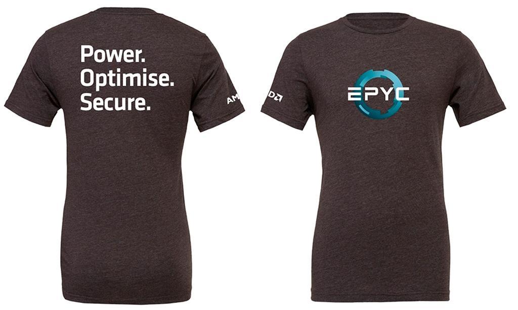 AMD открыла фан-магазин в США с фирменной одеждой