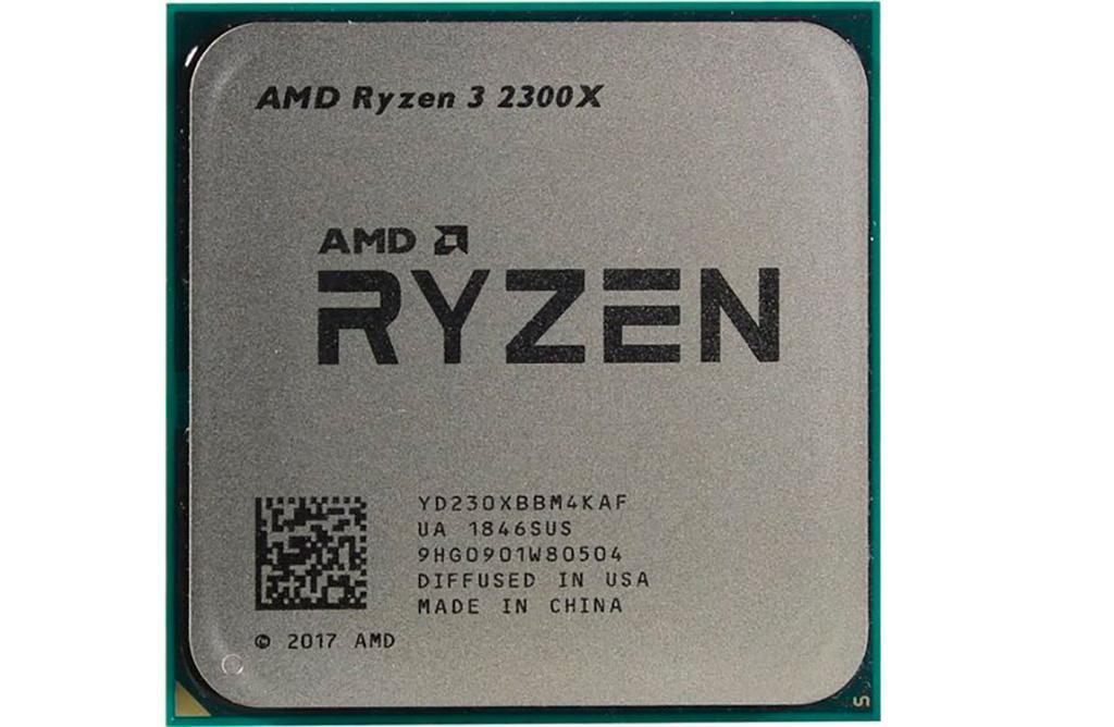 Скоро в продаже BOX-версия процессора AMD Ryzen 3 2300X