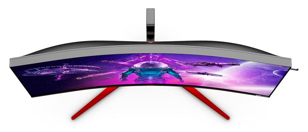 AOC Agon AG353UCG: 35 дюймов, 200 герц, квантовые точки, Display HDR 1000 и $2800