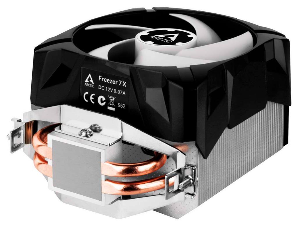 10 лет спустя Arctic Freezer 7 Pro получил преемника - Freezer 7 X