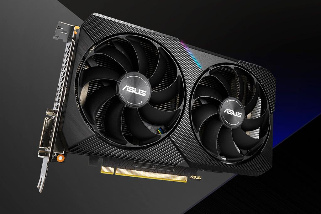 В длину ASUS GeForce RTX 2060 Dual Mini занимает всего 197 мм