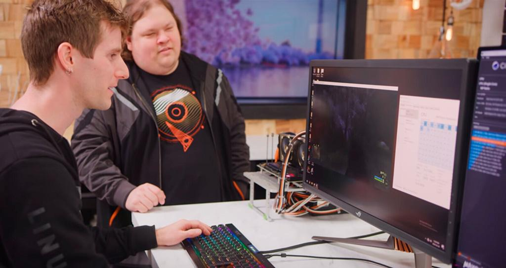 Ryzen Threadripper 3990X притворился GPU: на процессоре запустили Crysis
