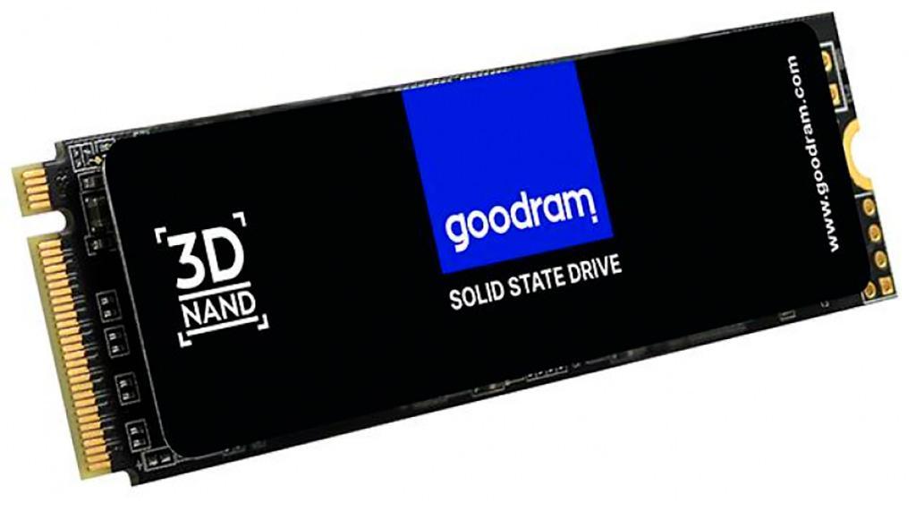 В серию NVMe-накопителей GoodRAM PX500 вошли три классические вариации ёмкости