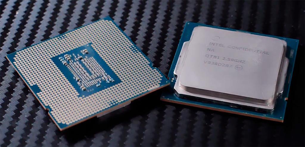 В Сети появились первые тесты 10-ядерного Intel Core i9-10900