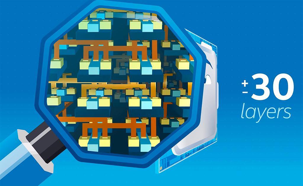 Видео: анимационный ролик Intel о том, как делают процессоры