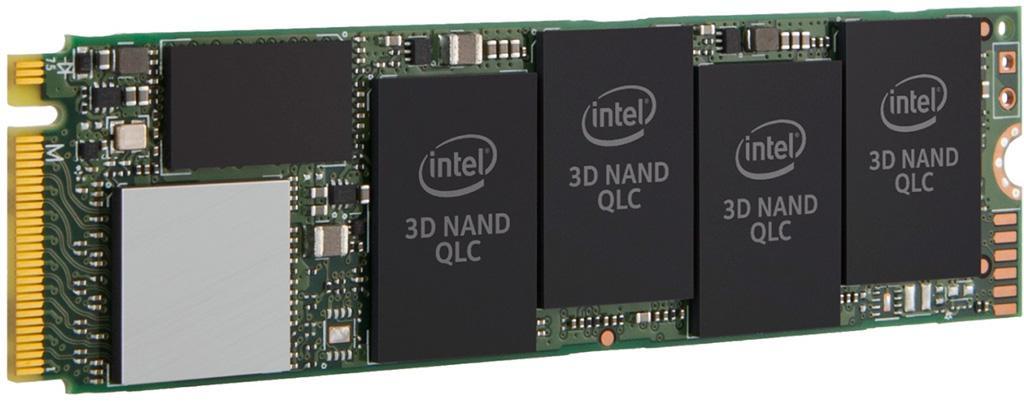 Intel произвела свыше 10 млн. накопителей на памяти 3D NAND QLC