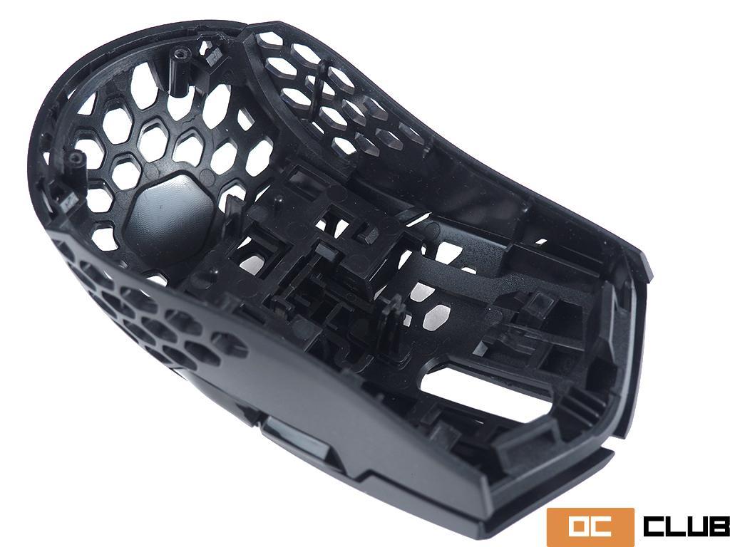 Cooler Master MM710: обзор. Весь утыкан в дырочку, абсолютно весь!