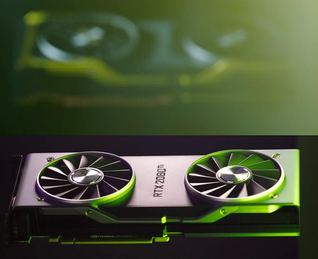 NVIDIA готовит видеокарту GeForce RTX для поклонников Cyberpunk 2077