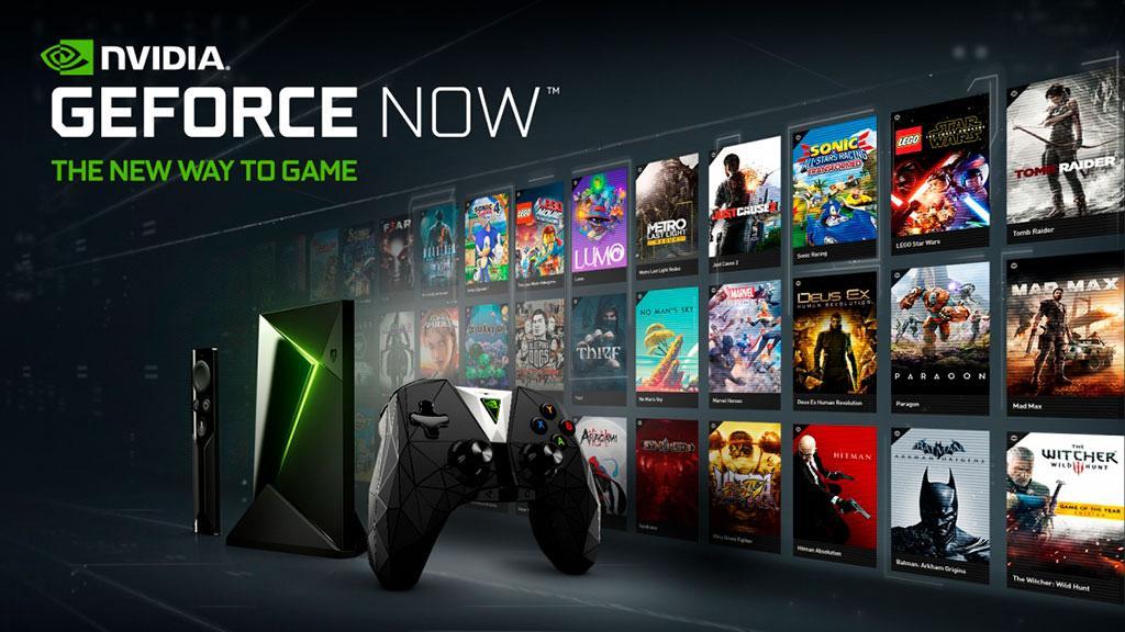 Облачный игровой сервис NVIDIA GeForce Now наконец выбрался из бета-версии