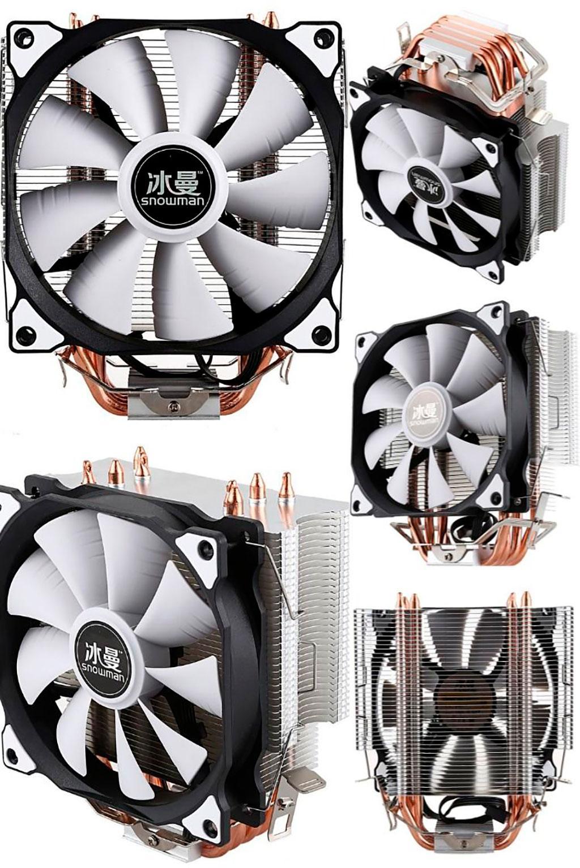 Процессорный кулер SilverStone Argon AR12 RGB поразительно похож на кое-какой другой