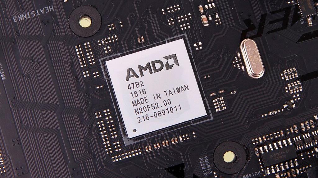 Изучаем технические характеристики чипсетов AMD B550 и A520