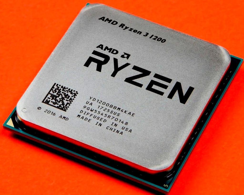 AMD Ryzen 3 1200 переезжает на 12-нм техпроцесс
