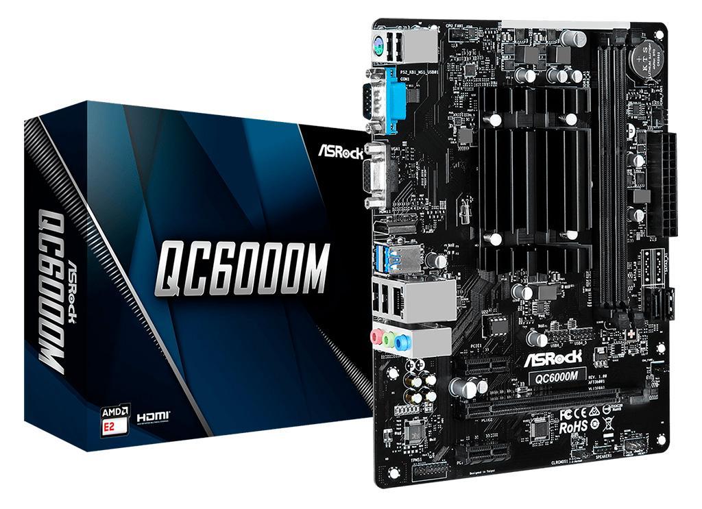 ASRock QC6000M передаёт привет из 2014