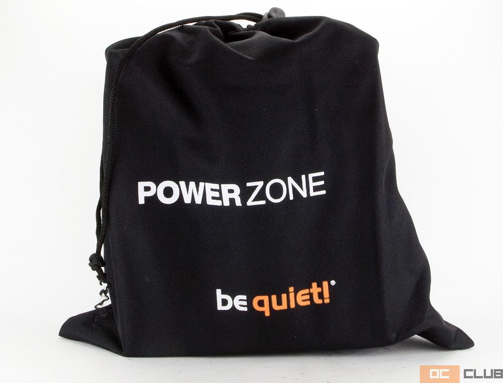 Be Quiet! Power Zone 650 Вт: обзор. Вероятно, самый «наваленный» Bronze-блок