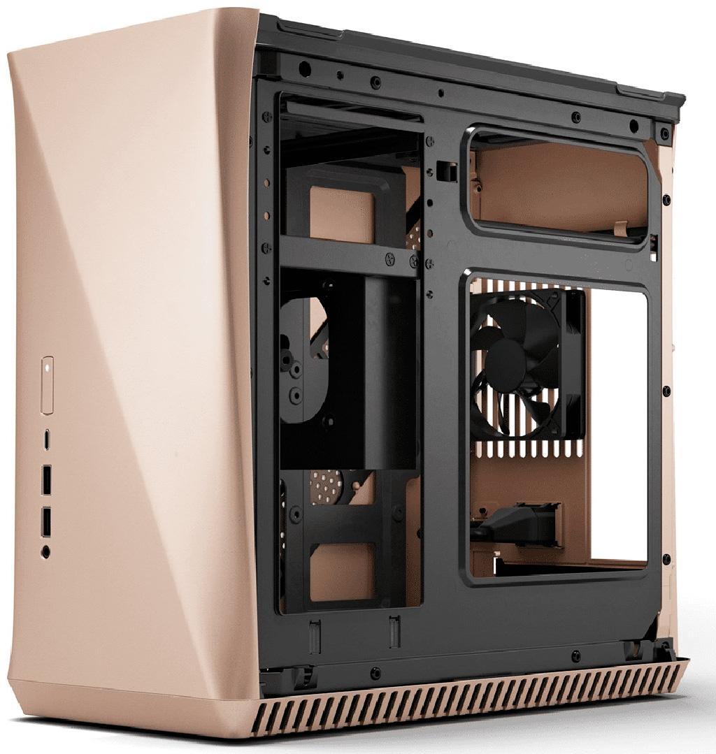 Скоро в продаже появится стильный корпус Fractal Design ERA ITX