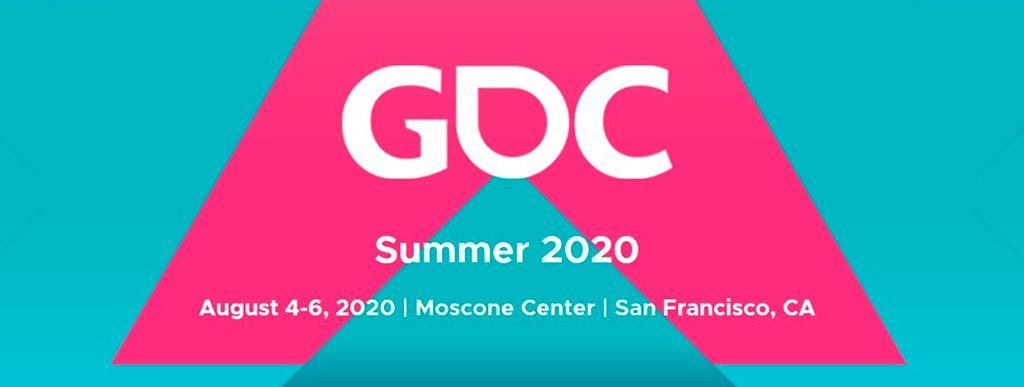 Конференция GDC Summer 2020 перенесена на август