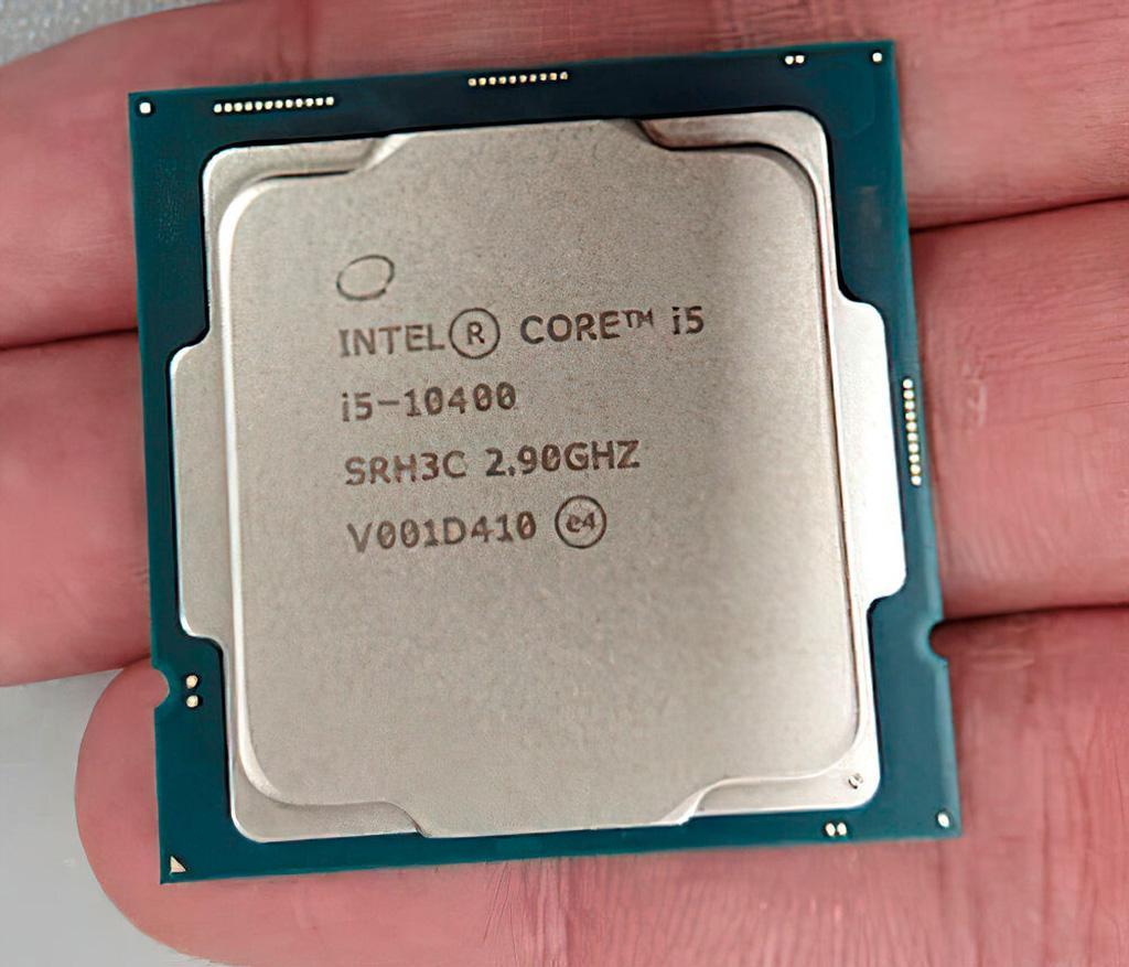 Десктопные процессоры Intel Core 10-го поколения будут представлены в самом конце апреля