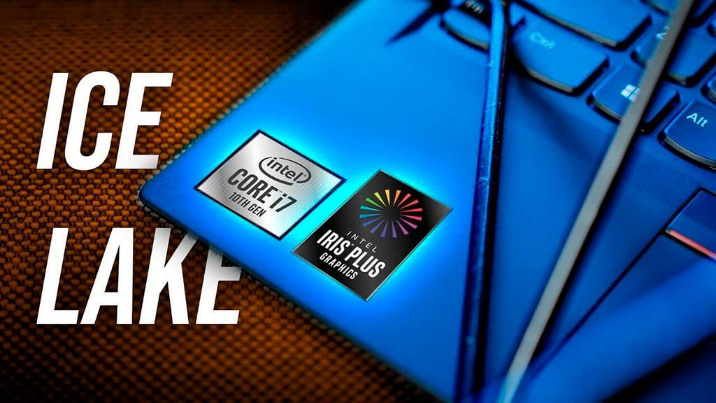 Трио необычных 10-нм процессоров Intel Ice Lake появились в базе ark.intel