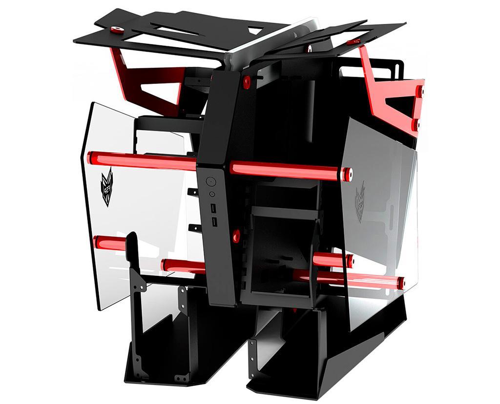 Корпус FSP T-Wings рассчитан сразу на две системы