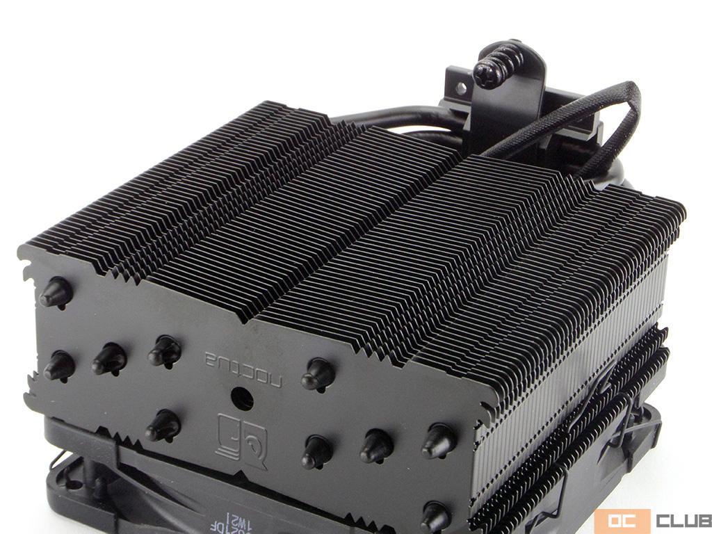Noctua NH-U12S chromax.black: обзор. Пусть и чёрный, но работает замечательно!