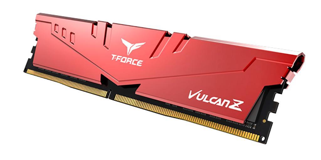 Линейки оперативной памяти Team T-Force Vulcan Z и Dark Z пополнились 32-гигабайтными модулями