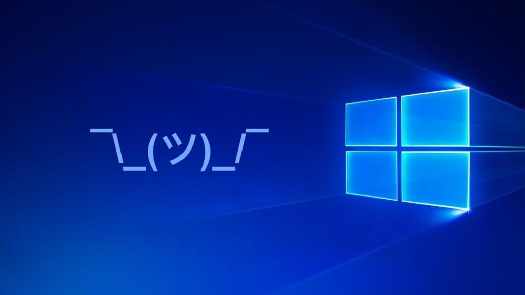Microsoft рекомендует не устанавливать последнее обновлением Windows 10 KB4535996
