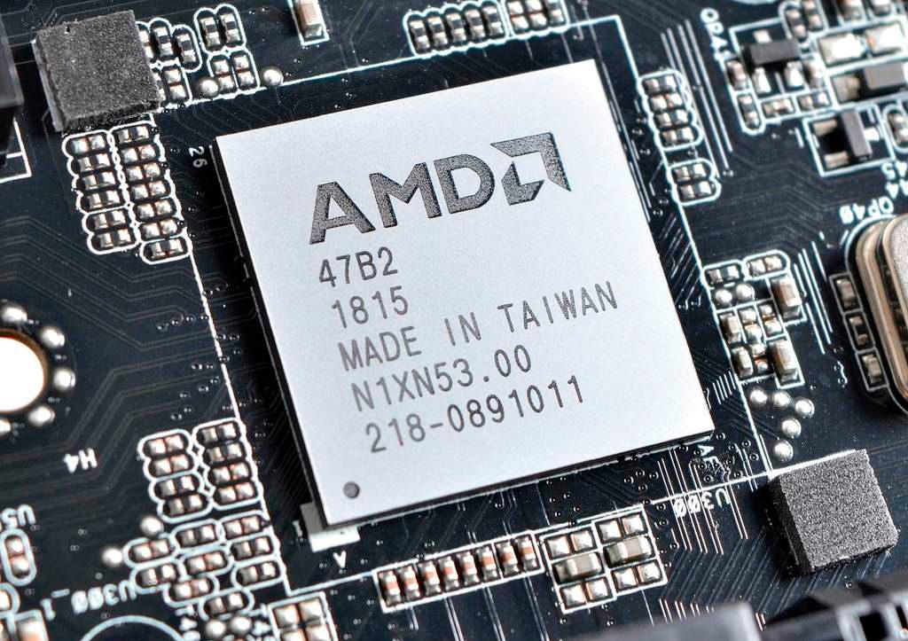 Чипсет AMD B550 представлен официально