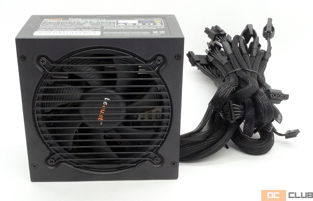 Be Quiet! Pure Power 11500 Вт: обзор. Да что ты знаешь о перегрузках?!