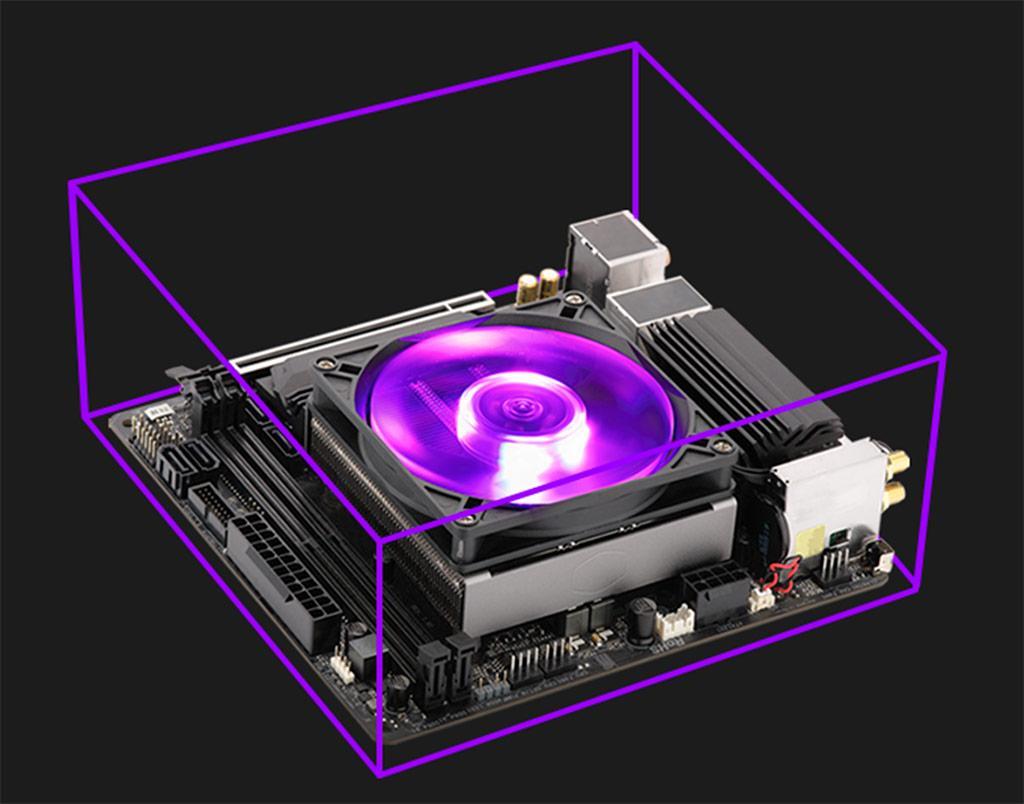 Cooler Master G200P RGB: обзор. Худоба – признак нездоровья