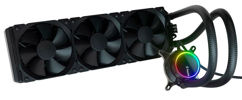 Fractal Design Celsius+ - обновленная линейка процессорных СВО, включающая разом 6 моделей