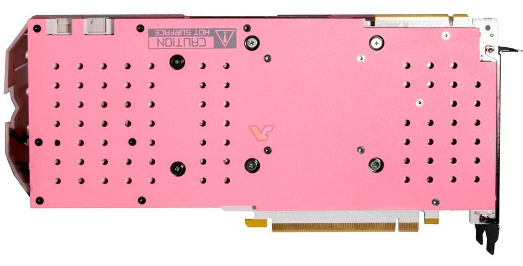 Galax GeForce RTX 2070 Super EX Pink Edition – видеокарта для девочек