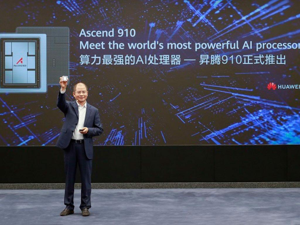 Слух: Huawei зарится на рынок GPU