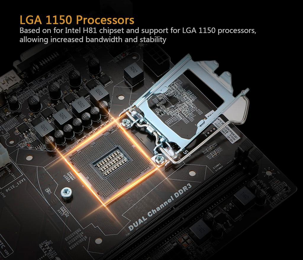 На пенсию: чипсетов Intel H81 и ряд других для процессоров Haswell снимается с производства