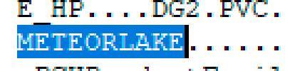 Первыми процессорами Intel на 7-нм техпроцессе станут Meteor Lake