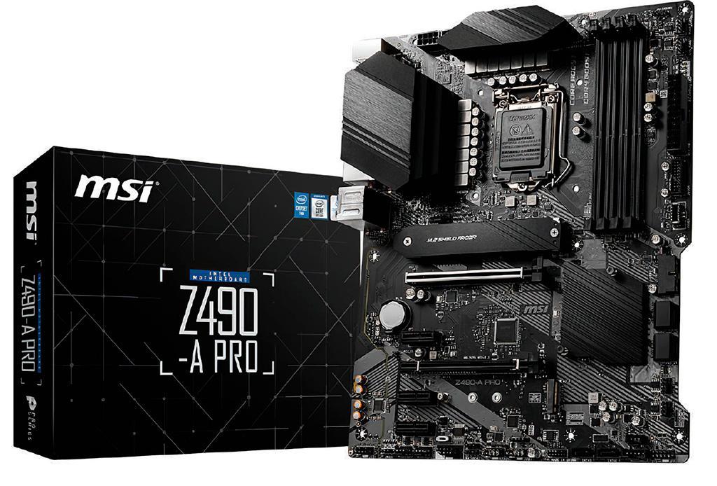 Раскрыт вопрос ценообразования материнских плат с чипсетом Intel Z490