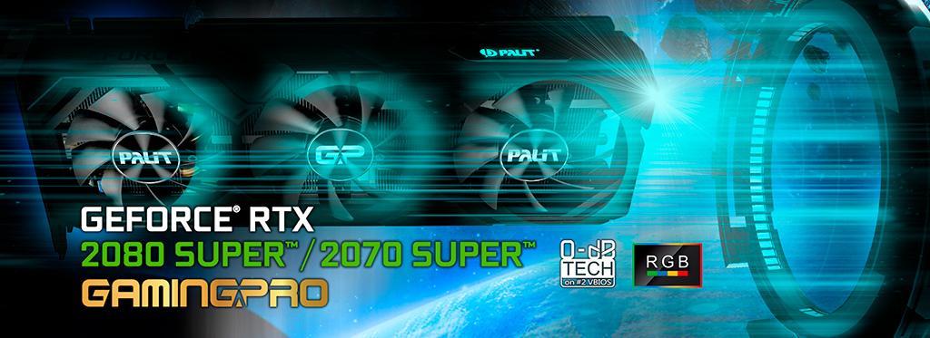 Palit GeForce RTX 2080 Super GP: обзор. Изучаем самую недорогую RTX 2080 Super