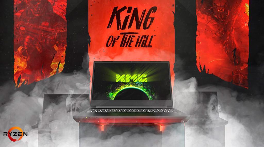 Ноутбук Schenker XMG Apex 15 получил десктопный 16-ядерный процессор AMD Ryzen 9 3950X