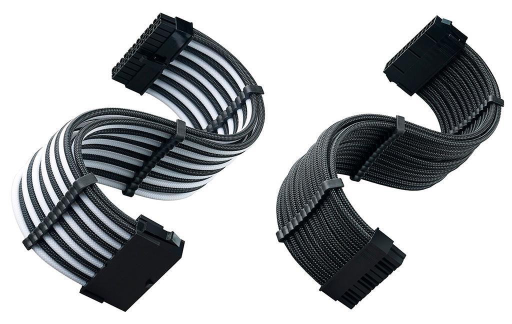 SilverStone PP07E – гибкие и красивые кабели для любых блоков питания