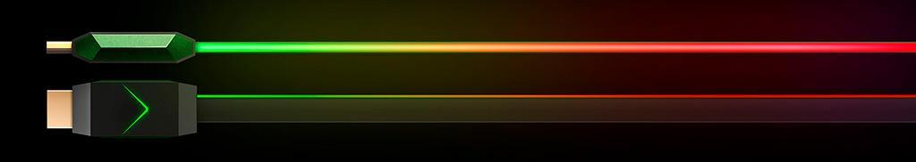 Представлен HDMI-кабель с RGB-подсветкой – VIVIFY ARQUUS W73ø
